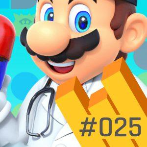 POMM025 – Dr. Mario [Classic und World] (Pommescrunch)