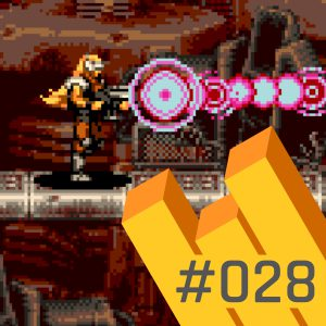 POMM028 – Blazing Chrome