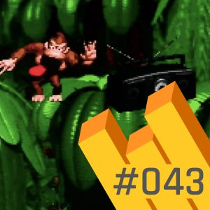 POMM043 – Donkey Kong Country