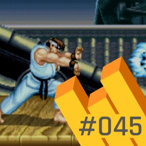 POMM045 – Street Fighter II [SNES]