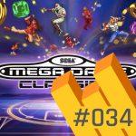 POMM034 – Sega Mega Drive Classics [und Vergleich mit dem Mini]